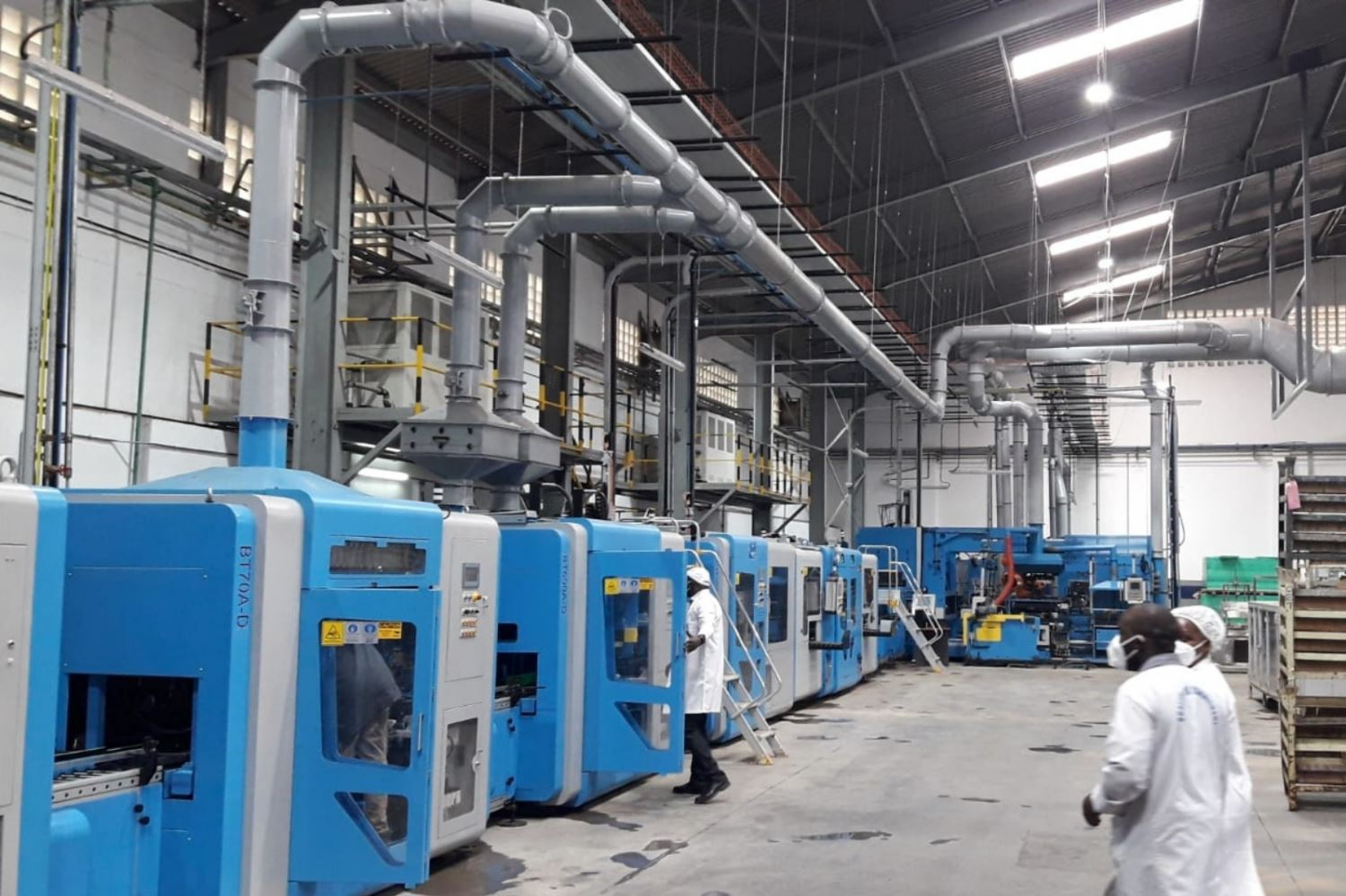 ALMABAT Bomaksan Industrial Air Filtration Systems